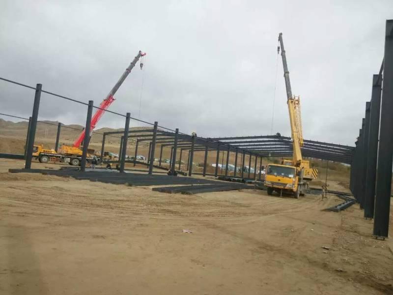 青海钢结构工程