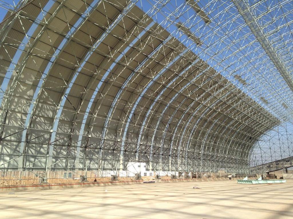 钢结构厂房使用后期维护和保养方法